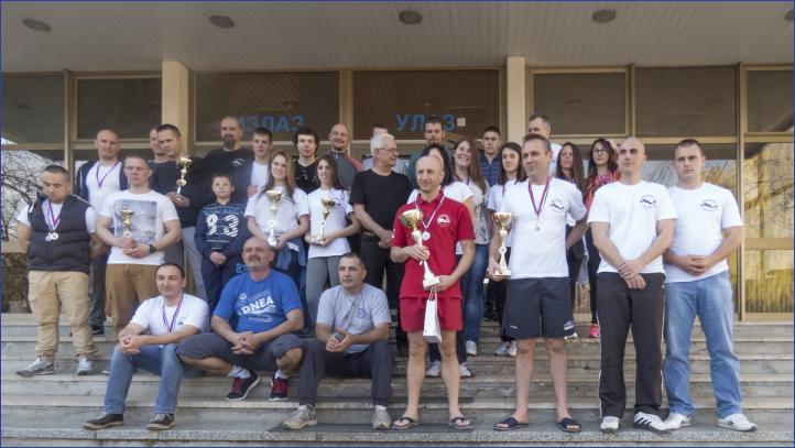 Ekipna konkurencija - Podvodne veštine 2016 Sombor