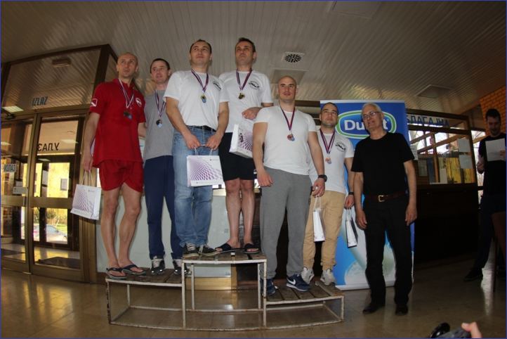 Muška konkurencija - Podvodne veštine 2016 Sombor