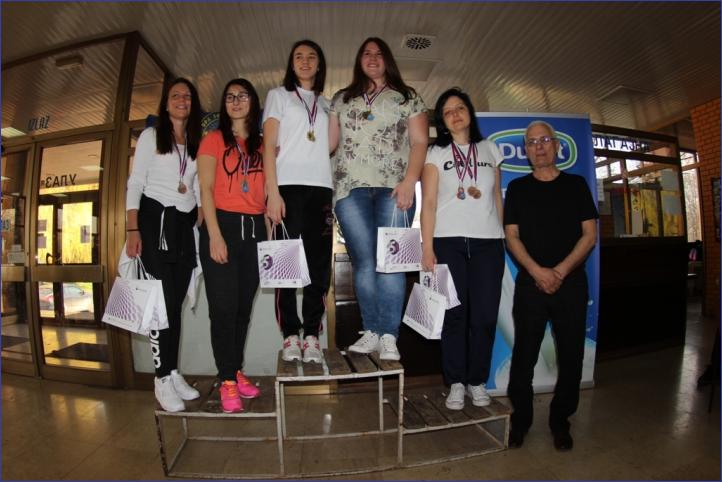 Ženska konkurencija - Podvodne veštine 2016 Sombor