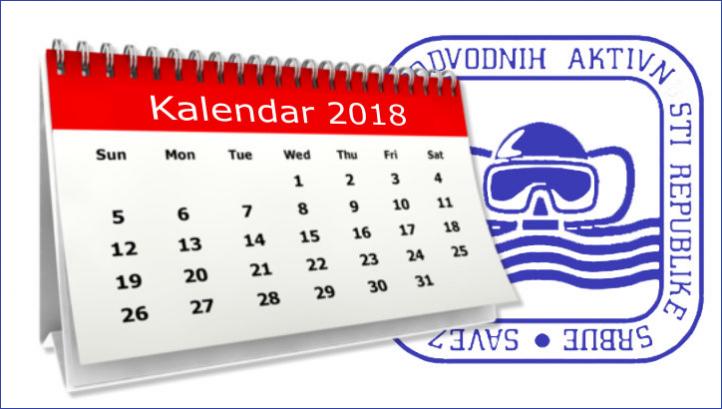 Prijave za organizaciju takmičenja 2018