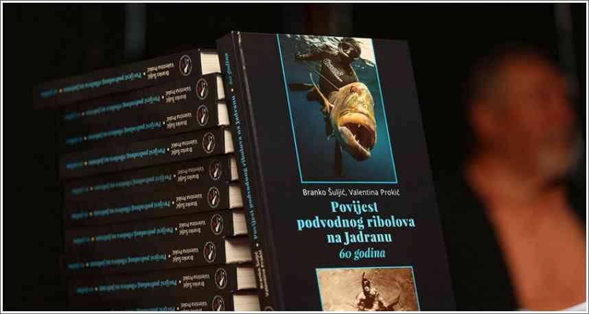 Povijest podvodnog ribolova na Jadranu - 60 godina