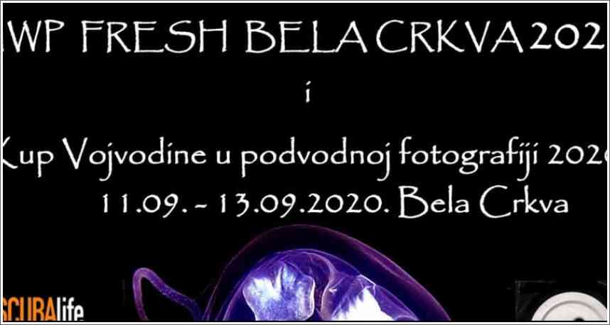 UWP FRESH BELA CRKVA 11-13.09.2020