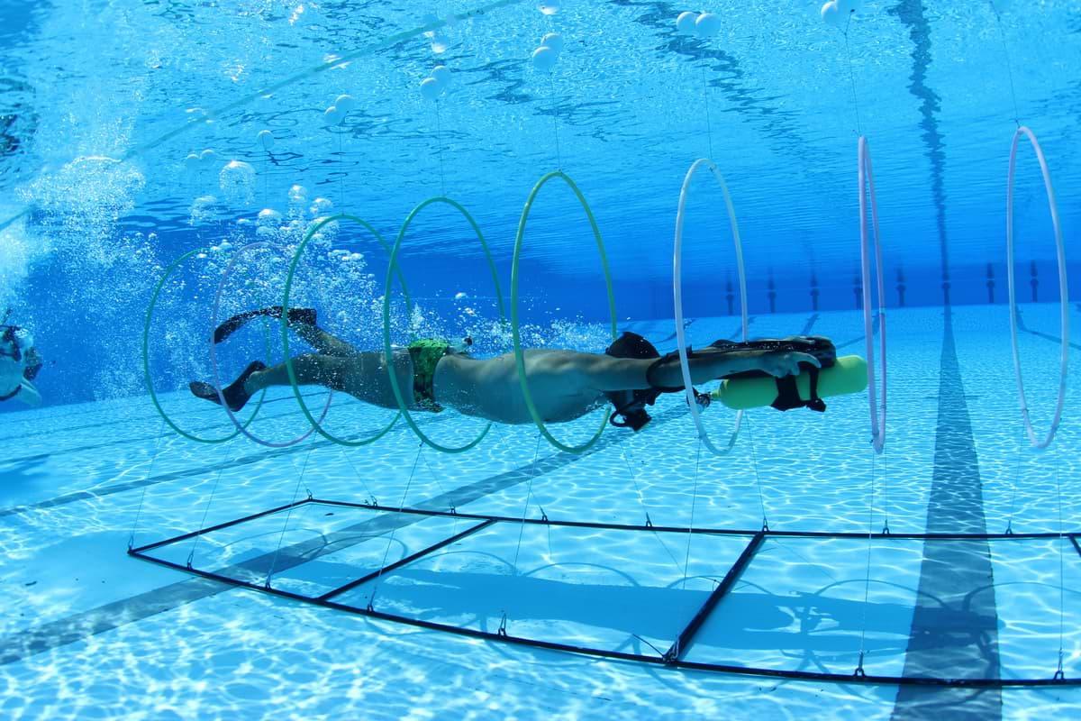 Podvodne prepreke CMAS - Sombor, 20.09.2020