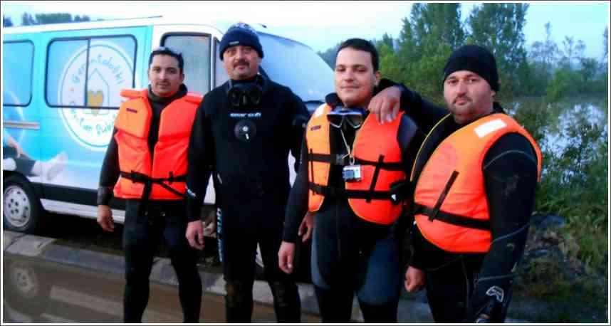 Kako je jedriličara i vatrogasce iz zaleđenog jezera spasao CARINIK i postao TIHI HEROJ