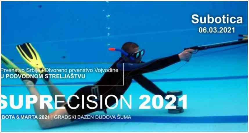 SUPRECISION 2021 - Subotica 06.03.2021