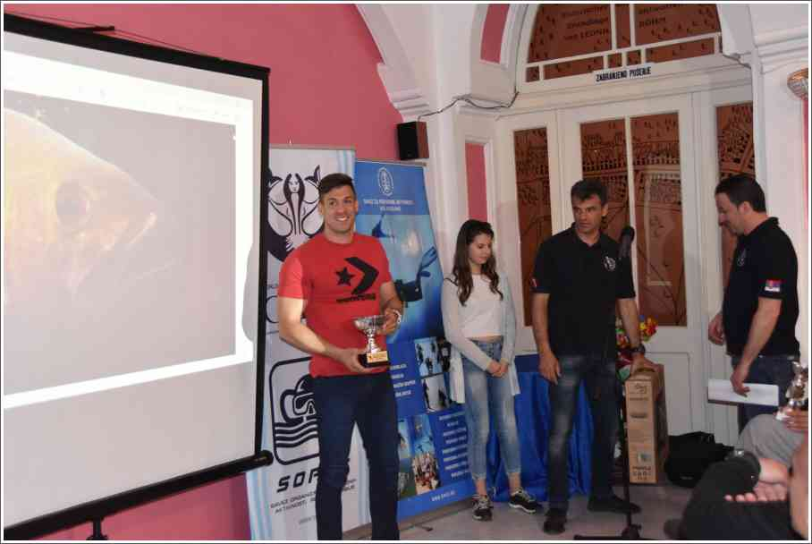 "Rezultati takmičenja u podvodnoj fotografiji ""Bela Crkva 2019"""