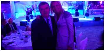 Predsednica SOPAS-a Bozana Ostojic sa Predsednikom MOK-a Thomasom_Bachom