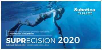SUPRECISION 2020 - Subotica 22.02.2020