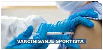 Vakcinisanje sportista